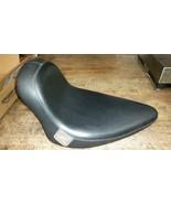 CORBIN SINGLE SOLO RIDER SEAT CUSHION PROBABLY HARLEY DAVIDSON SPORTSTER - $139.00