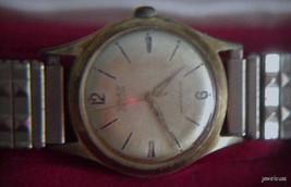 Mens Vintage Gruen Wristwatch Old - $37.99
