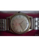 Mens Vintage GRUEN Wristwatch OLD - $37.61
