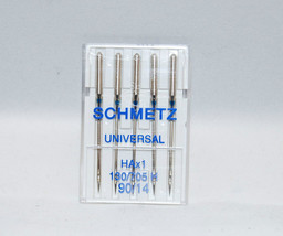Schmetz Universal Sewing Needles Package of 5 S... - $2.59