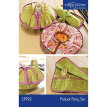 Indygo Junction Pattern Potluck Party Set IJ992 - $11.75