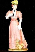 Lady Figurines HOMCO 1403 AB 520-A Vintage