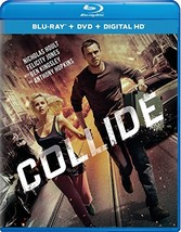 Collide  [Blu-ray/DVD, 2017]