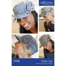 Indygo Junction Pattern Classic Cap IJ928 - $9.99