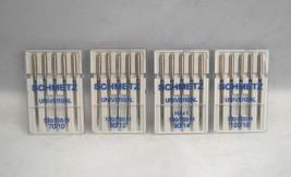 Schmetz Universal Sewing Needles 4 Packages Siz... - $9.99