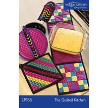 Indygo Junction Pattern Quilted Kitchen IJ988 - $11.75