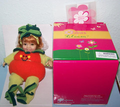 LIL PUMPKIN TINY TOT BABIES A BLOOM  NRFB M.OSMOND - $39.50