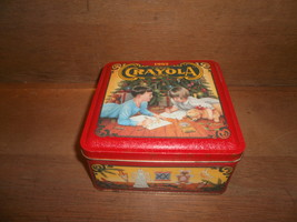 1992 Crayola Collectable Tin - $3.00