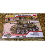 Best-Lock  Construction toy Miltary Tank - $12.00