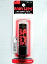 Baby Lips Electro OH ORANGE No 85 Neon Lip Gloss Lip Balm Chap Stick May... - $6.00