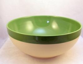 Vintage Raffiaware Thermo-Temp retro plastic melmac thermal bowl  - $15.00