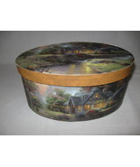 Still Water Thomas Kinkade Cottage Candy Jewelr... - $12.95