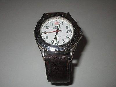 Swiss Military Watch/100M Swiss Made 097 0656