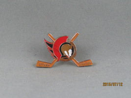 Ottawa Senators (NHL) Pin - Official Team Senator Logo with Hockey Stick... - $15.00