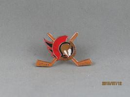 Ottawa Senators (NHL) Pin - Official Team Senator Logo with Hockey Sticks !!  - $15.00