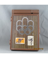 1976 Summer Olympic Games - Montreal Canada - Stamp Box  - $49.00