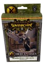 Warmachine Mercenaries Morrowan Archon Solo PIP 41161 Miniature Privateer Press - $39.59