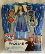 Blankie Tails Disney Frozen ELSA Wearable Blanket Dress Disney Fleece Th... - $29.69