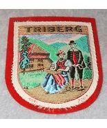 Triberg Schwartzwald Black Forest Souvenir Travel Patch Germany - $8.95