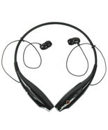 (2) Universal Bluetooth Behind-the-Neck Stereo Headset-Black - $29.95