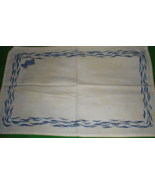 Napkins Set of 8 (11 x 15 Table Napkins Cloth) Fromc Oceanic Liner MV.At... - $14.95