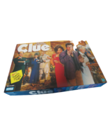 1998 Clue Board Game By Parker Brothers Hasbro Game Is Complete - $16.78