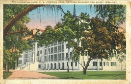 Administration Bldg. US Veterans Home Between Gulfport and Biloxi, Mississippi - $4.99