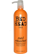 Bed head Tigi SELF ABSORBED Mega Nutrient Shampoo Full Size 25.36 oz New - $26.72