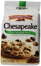Pepperidge Farm Chesapeake, Crispy, Cookies, Dark Chocolate Pecan, 7.2 o... - $85.87