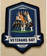 5.11 November 2020 POTM Veterans Day Patch Of The Month  NEW - $30.00