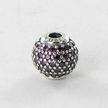 Pandora Essence Collection 796063CFR Bead/Charm Passion Red CZ 925 NEW $65 - $58.19