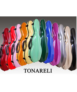 NEW Tonareli Violin Case w/ attachable Music Bag - Choice of in-stock co... - $239.00