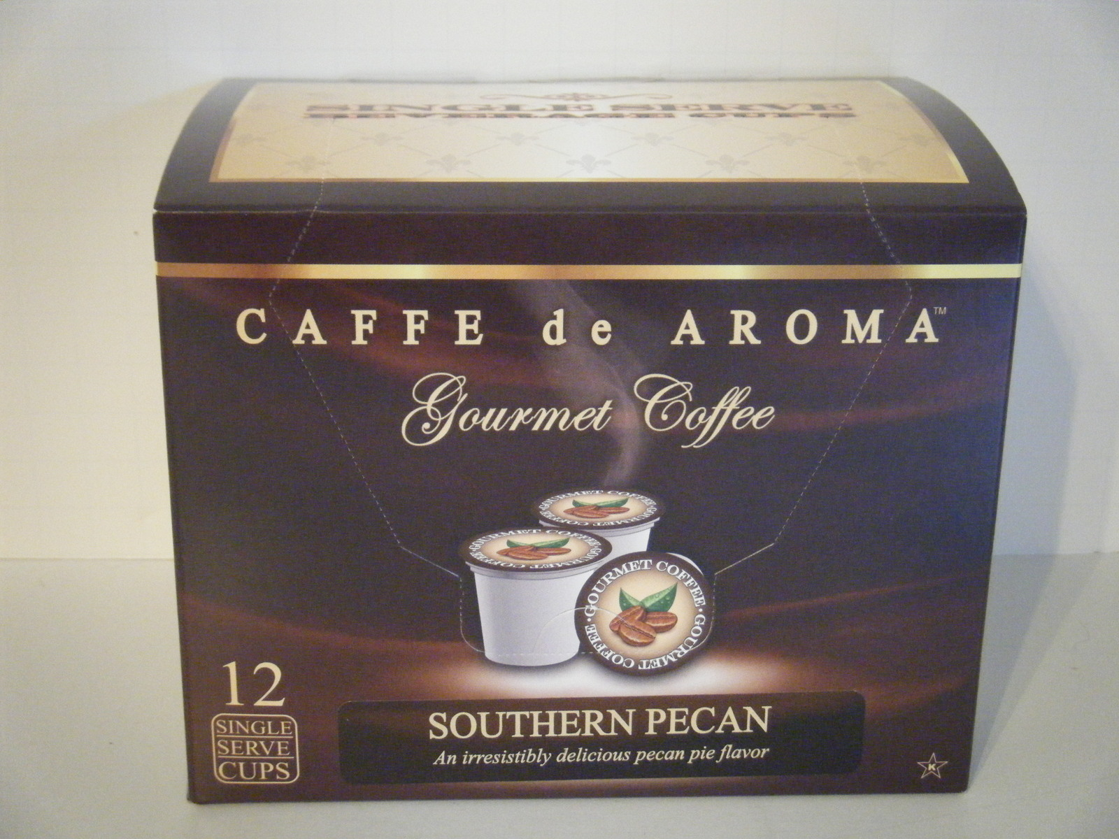 Lenier's Southern Pecan Single Serve Cups for the K-Cup Brewer. Free Shipping