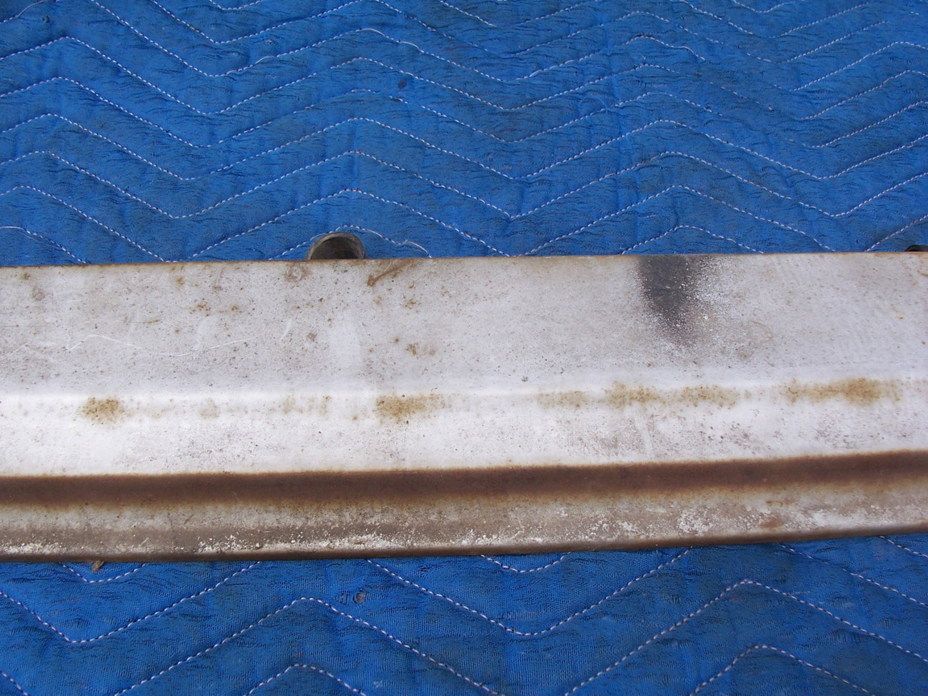1968  THUNDERBIRD front FILLER PANEL UPPER OEM USED FOMOCO FORD PART MORE PHOTOS