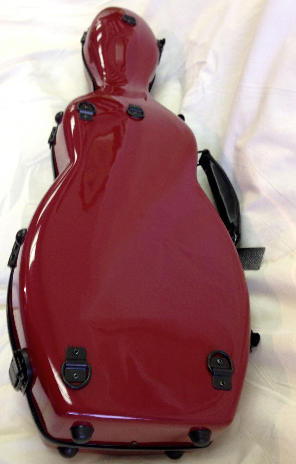 NEW Tonareli Violin Case w/ attachable Music Bag - Choice of in-stock colors