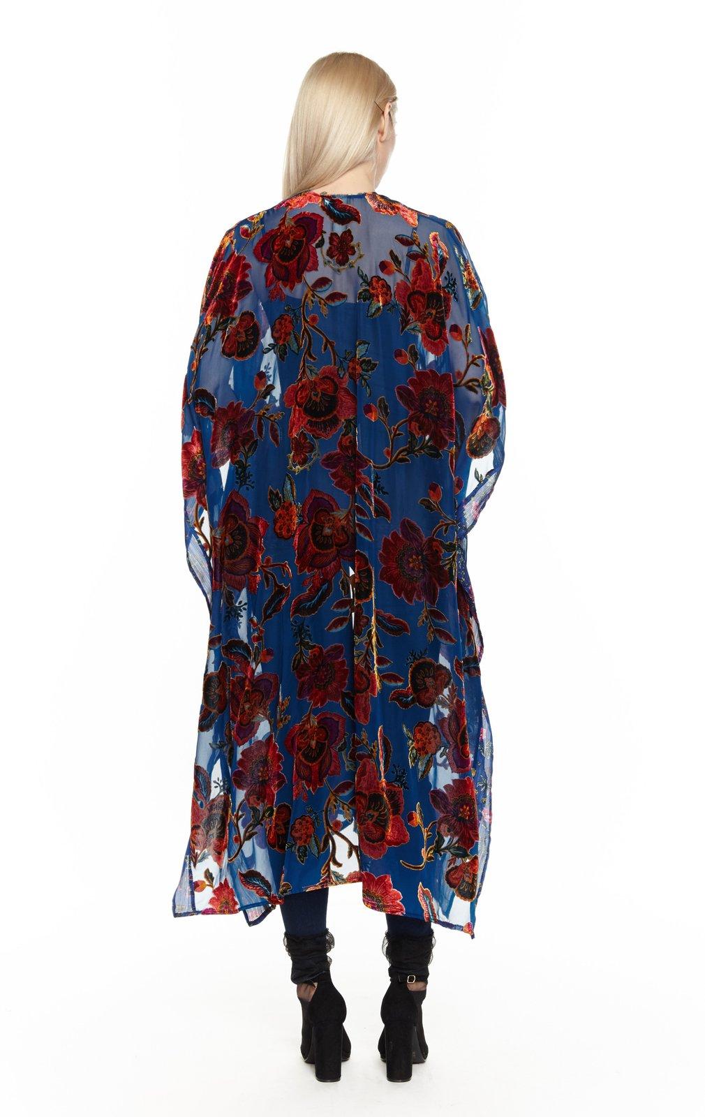 Aratta Annabelle Burnout Kimono