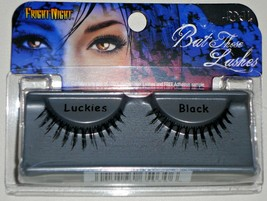 Ardell Fright Night Bat Those Lashes Luckies Reusable Falsies with Adhes... - $3.99