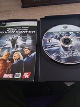 MicroSoft XBox 360 Fantastic Four: Rise Of The Silver Surfer image 2