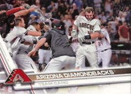 2017 Arizona Diamondbacks Team #320 Baseball Card - $1.49