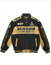 Mason - Twill Racing Jacket  (Size Medium) - £104.02 GBP