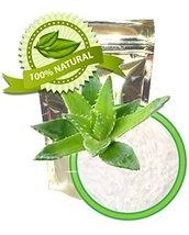 Aloe Vera Gel (Juice) Freeze-Dried Powder- 4oz (113g)-200:1 -makes 6+ fl.gallons - $97.99