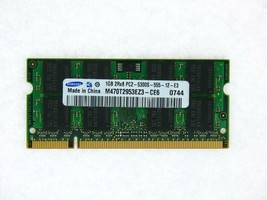 Apple Mac 1gb Memoria 667mhz Ddr2 Pc2-5300 Sodimm RAM Macbook pro IMAC M... - $37.37