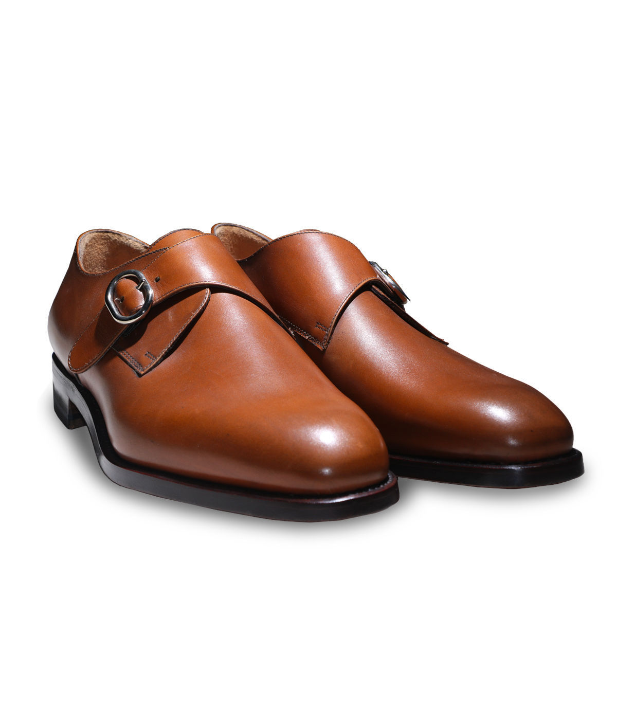 4e806c8acfb91 Moreschi Men's Calf Leather Brown Monk Strap and 50 similar items