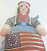 Betsy Ross We the People Hallmark American Spirit Doll 2000 - $13.85