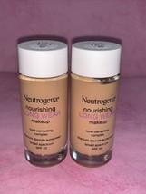 Neutrogena Long Wear Makeup 85 / Honey 1 oz. OUTDATED 2018 - $18.71