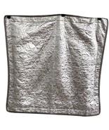 Luxe Versailles JAIPUR Flax, 1 Euro Pillow Sham Bed Bath Beyond EXC - $44.99