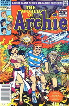 Archie Giant Series Magazine #574 VF/NM; Archie | save on shipping - details ins - $3.75
