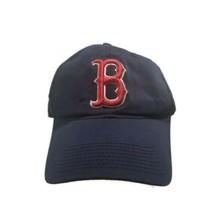 Boston Red Sox Baseball Hat Team MLB Outdoor Cap Dark Blue Adult Adjustable - $11.30