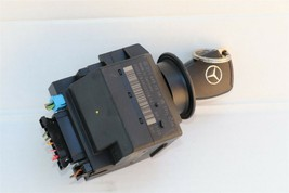 Mercedes Ignition Start Switch Module & Key Fob Keyless Entry Remote 2115451208 image 1