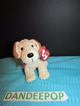 TY Retired Beanie Baby ty2000 Rufus Dog 2000 with Rare Tags Ty - $13.85